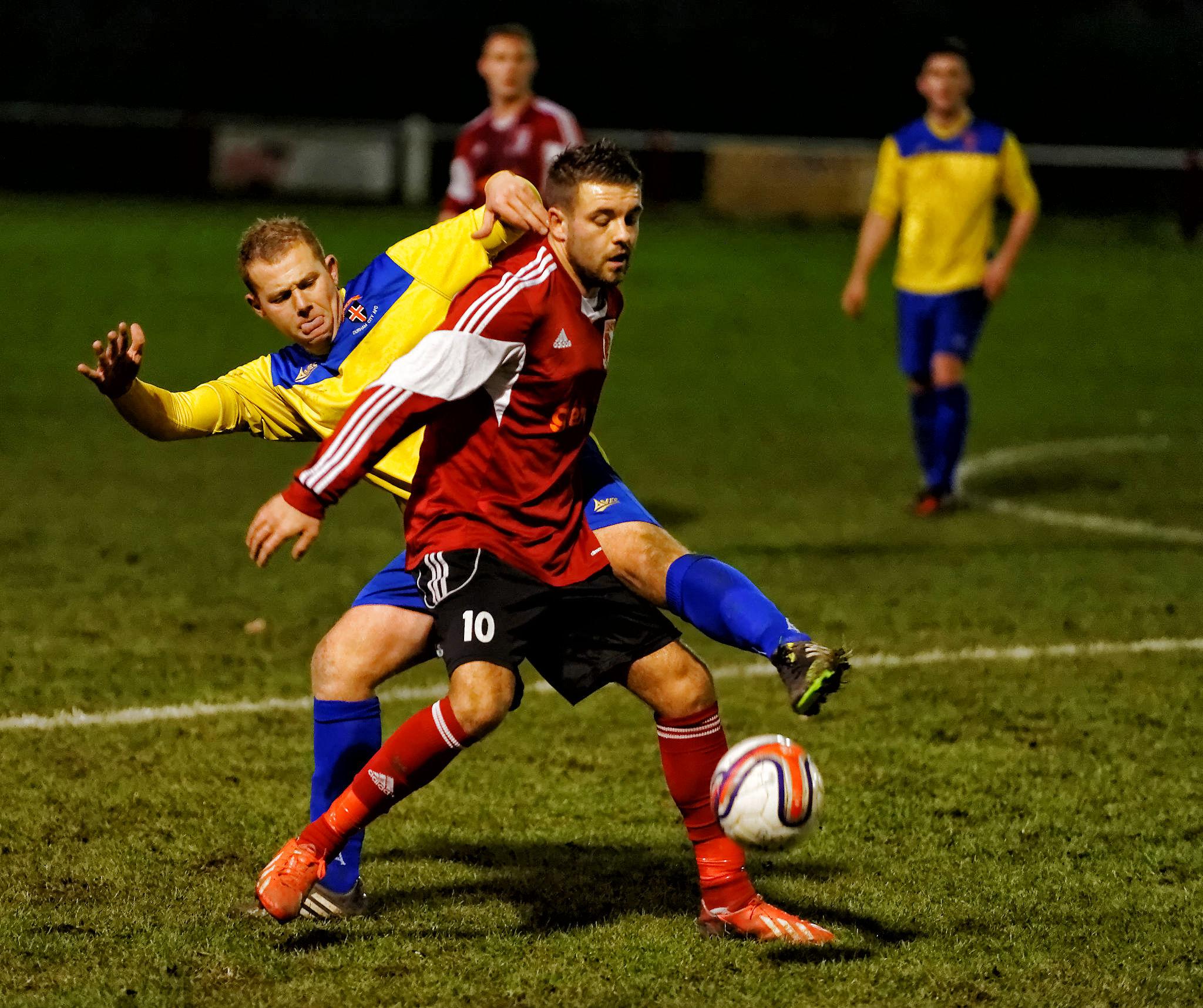 Sunderland Rca Fc 0 Durham City Fc 0 Sunderland Rca Fc