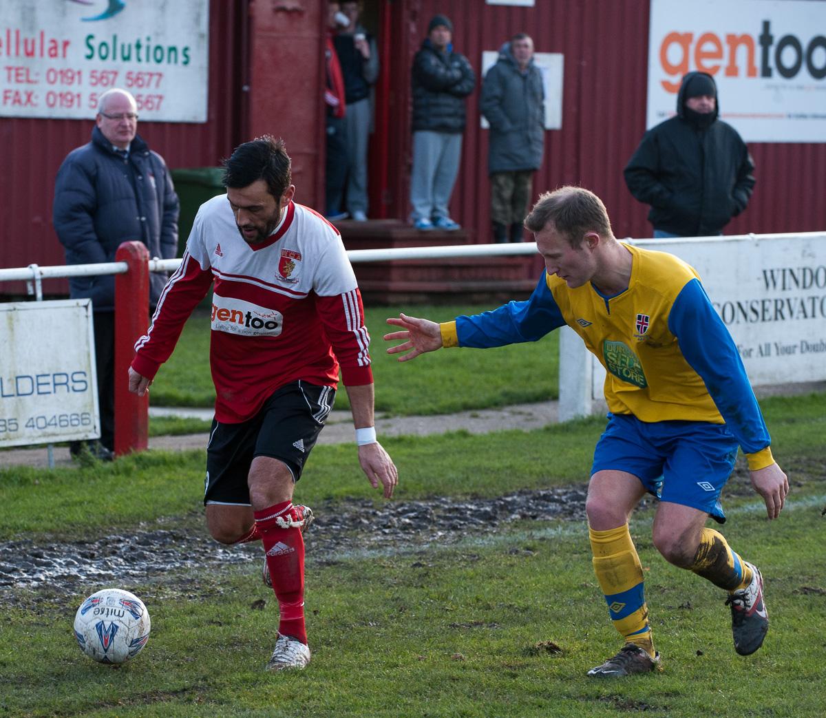 Sunderland Rca Fc 1 Durham City Fc 1 Sunderland Rca Fc
