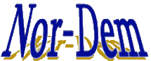 Nor-Dem logo