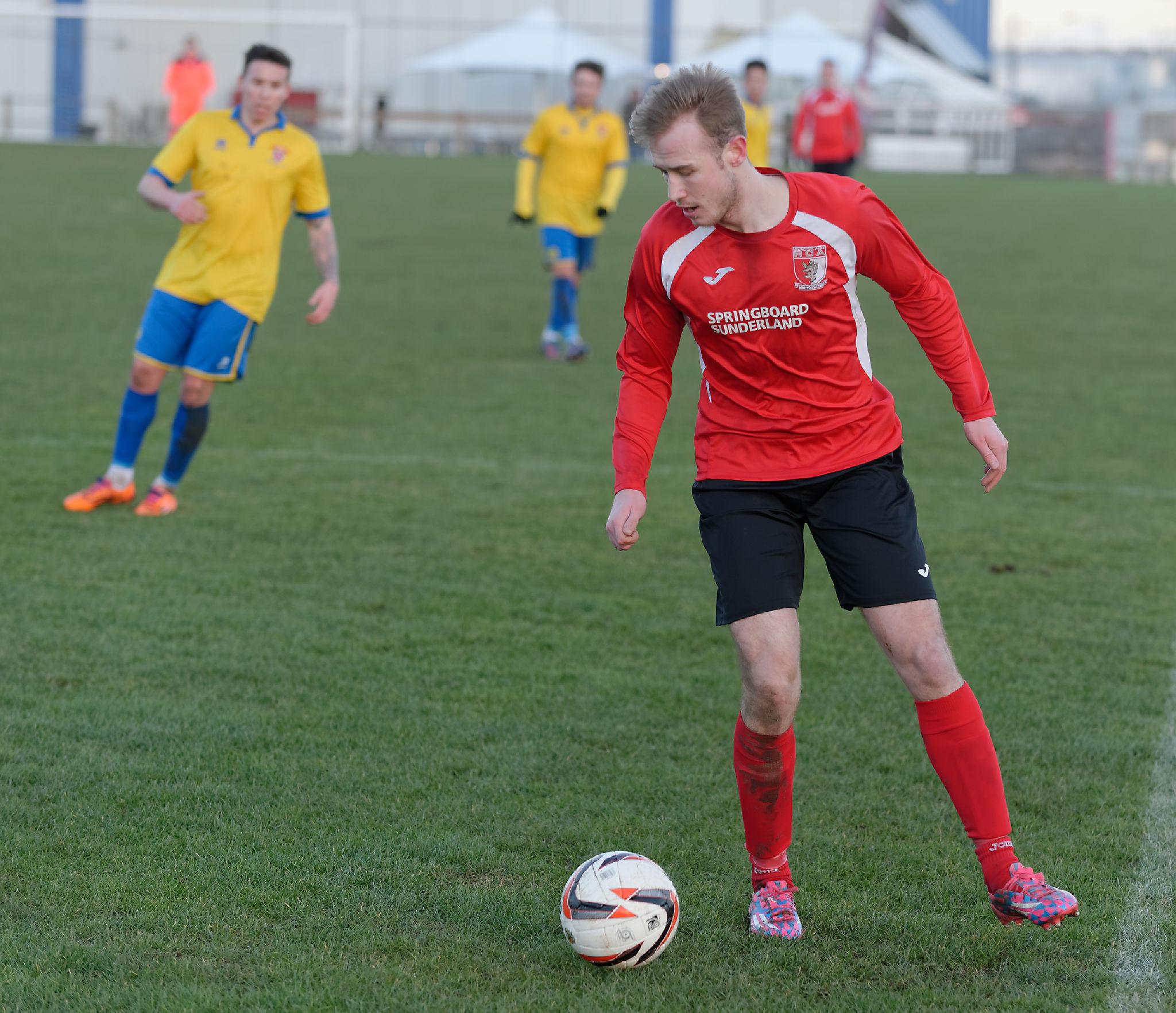 Sunderland Rca Fc 1 Durham City Fc 5 Sunderland Rca Fc